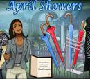 Spring Cafe April Showers