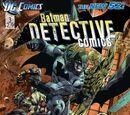 Detective Comics: Rostros de muerte