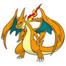 Mega-Charizard Y (dream world).png
