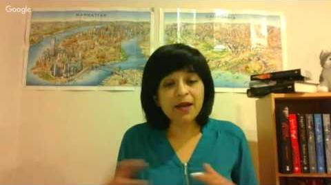 Hangout with Nalini Singh