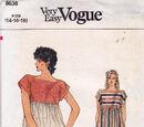 Vogue 8638 A