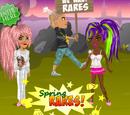 Spring Rares