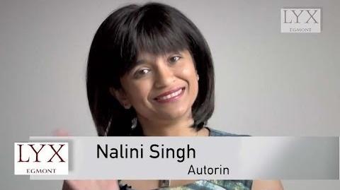 "LYX Nalini Singh Buchvorstellung ""Pfade im Nebel"""