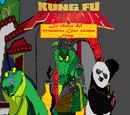 NELSON MESEN GODINEZ/La visita del Maestro Croc contra Fung, líder de los cocodrilos bandidos