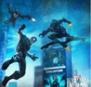 Norman Osborn (Earth-TRN461) Vs. Agent Venom and Spider-Man Noir from Spider-Man Unlimited (video game) 001.jpg