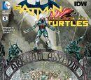 Batman/Teenage Mutant Ninja Turtles Vol 1 5