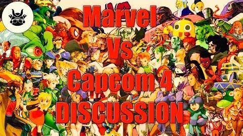 WILL MARVEL VS CAPCOM 4 EVER HAPPEN?! - Mvc3 Gameplay DISCUSSION