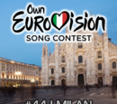 Own Eurovision Song Contest 44