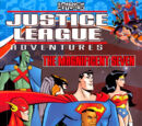 Justice League Adventures: The Magnificent Seven (Collected)
