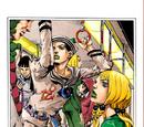 Manga chapters