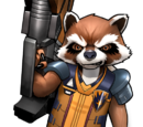 Rocket Raccoon (Earth-TRN562)