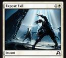 Expose Evil