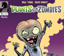 Plants vs. Zombies: Garden Warfare (comic)