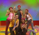 Hi-5 Series 4, Episode 9 (Great outdoors)