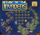 Return of the Invaders
