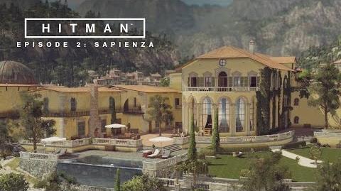 HITMAN - Episode Two Sapienza Launch Trailer ES