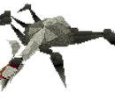 Giant Spider-Wolf