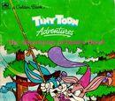Tiny Toon Adventures Buster Hood