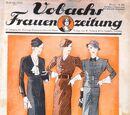 Vobachs Frauenzeitung No. 44 Vol. 36 1933