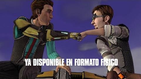 CuBaN VeRcEttI/Ya disponible la edición física de Tales from the Borderlands