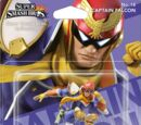Captain Falcon - Super Smash Bros.