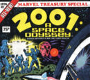 2001: A Space Odyssey Treasury Vol 1 1