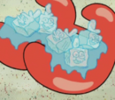 SpongeBob Ice Cubes