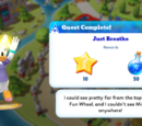 Daisy Duck Quests