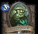Ironbeak Owl