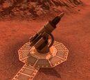 Laser anti-météorite