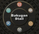 Bakugan Stillstand
