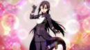 Kirito asking the audience to cheer for him.png