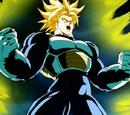 3rd Grade Super Saiyan (Dragon Ball Series)