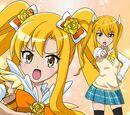 Kokoro Kirenai/Cure Rose