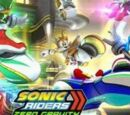 Sonic Riders: Zero Gravity soundtrack