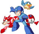 Mega Man 9/Gallery