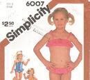 Simplicity 6007 A