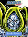 Doctor Doom's Armor, Victor von Doom (Earth-TRN564) from Deeds of Doom cover by Joe Sinnott.jpg
