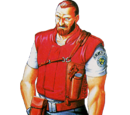 Barry Burton