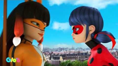 Miraculous Ladybug -S01E26 - Volpina - último episódio da Primeira Temporada PT BR-0