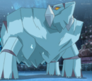 Wulfric's Avalugg (anime)