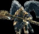 Вознесенный крылатый рыцарь