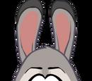 Le Masque Judy Hopps