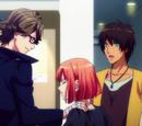 Eiichi Ōtori/Anime