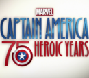 Captain America: 75 Heroic Years Episodes