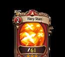 Fiery Stars