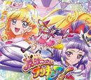 Dokkin♢Mahou Tsukai Pretty Cure! & CURE UP↑RA♡PA☆PA! ~Magie die zu einem Lächeln wird~ CD & DVD