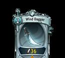 Wind Dagger