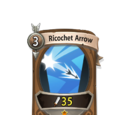 Ricochet Arrow
