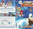 Sonic Boom DVDs